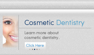 Learn more about cosmetic dentistry.