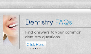 Find answers to your common dentistry questions.